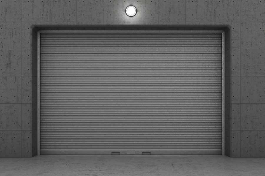 La sicurezza di una porta per garage automatizzata