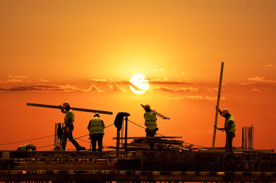 Impianto fotovoltaico e ristrutturazione del tetto